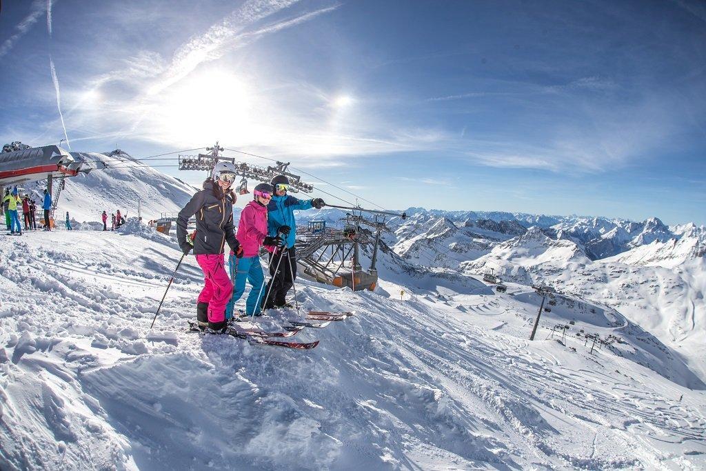 Skipasy na ľadovec Mölltal si lyžiari mohli kupovať cez GOPASS už minulú zimu - © TMR, a.s.