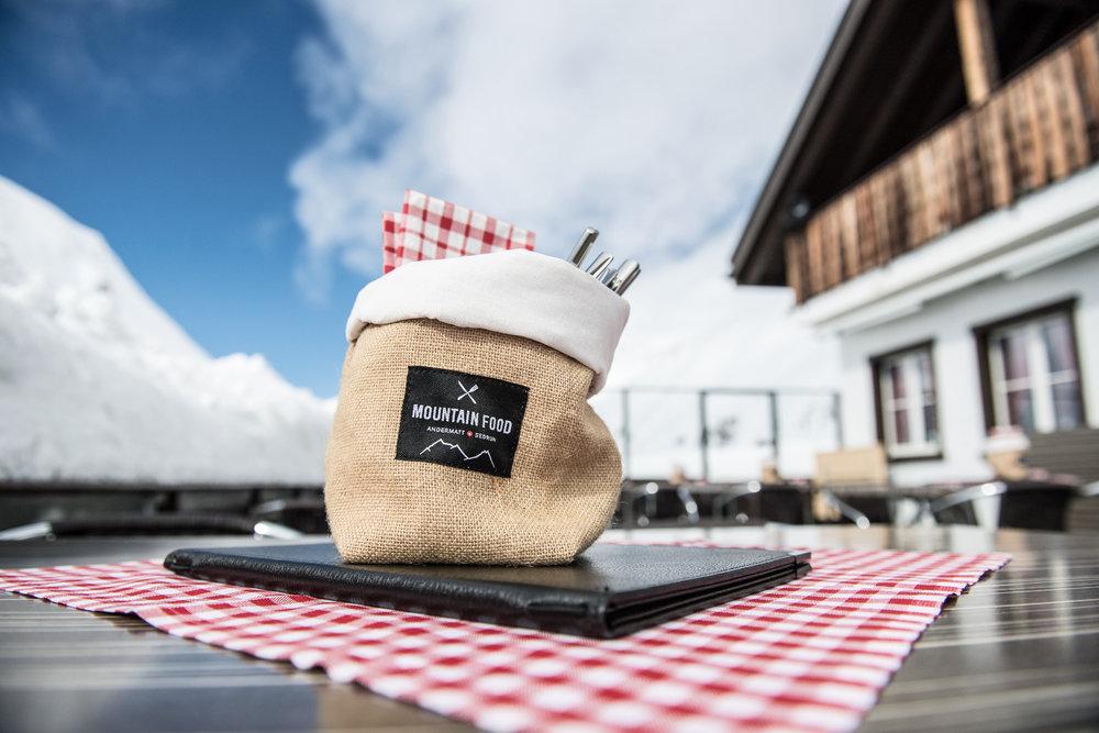 Bergrestaurant in Nätschen - © Valentin Luthiger