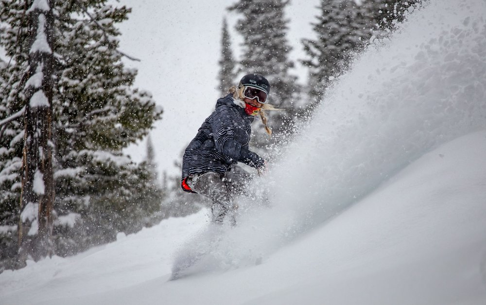 19 inches in 24 hours at Copper Mountain. - © Copper Mountain, Curtis DeVore