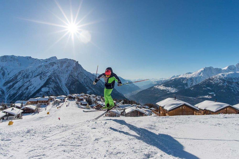 Dove continuare a sciare? - © Brig Simplon Tourismus
