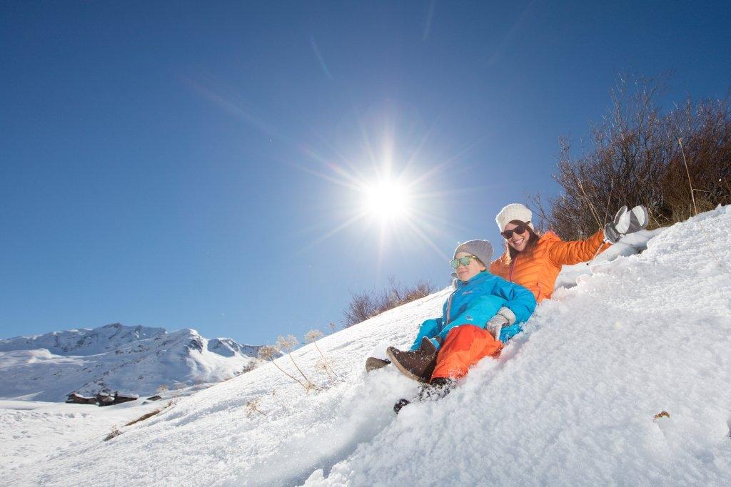 Rodzinne narty w Livigno - © Roby Trab