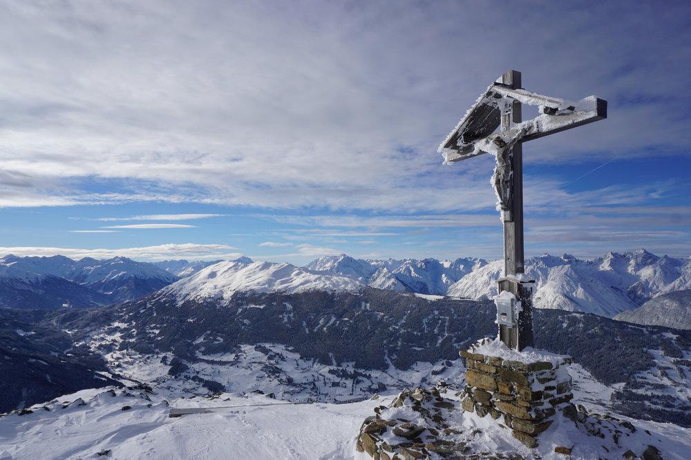 Impressionen aus dem Skigebiet Hochzeiger - © Tourismusverband Pitztal