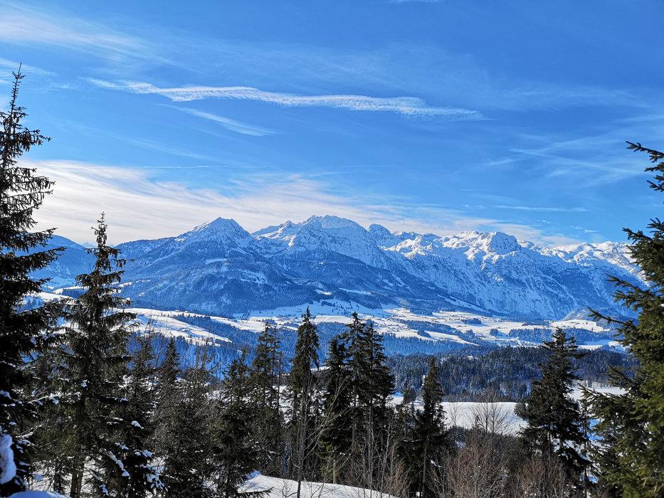 Winterliche Eindrücke aus dem Skigebiet Karkogel Abtenau - © TVB Abtenau