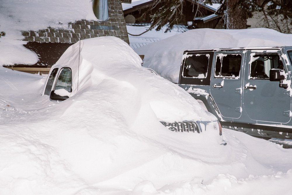 Mammoth Mountain received about 8 feet of fresh snow from the last storm. - © Peter Morning/ MMSA