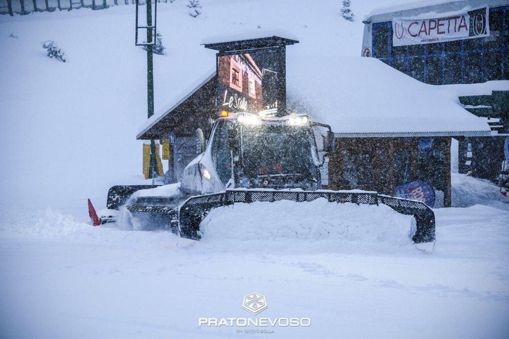 Prato Nevoso Ski, 24.01.19 - © Prato Nevoso Ski Facebook