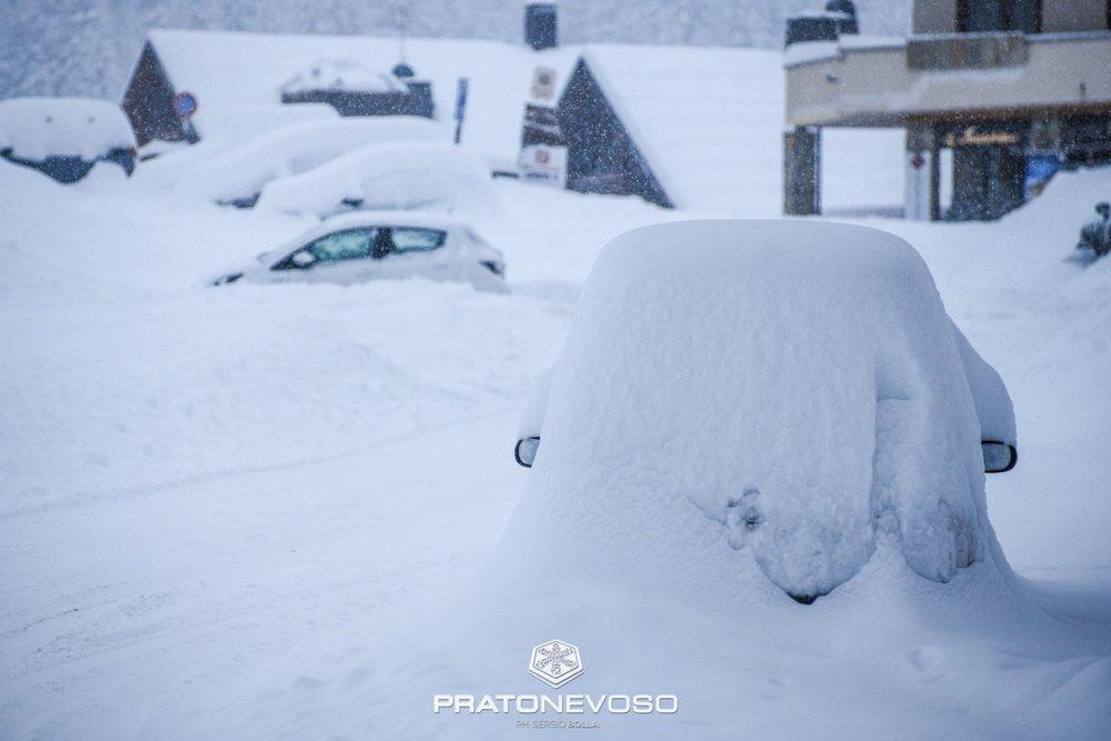Prato Nevoso Ski 24.1.19 - © Prato Nevoso Ski Facebook