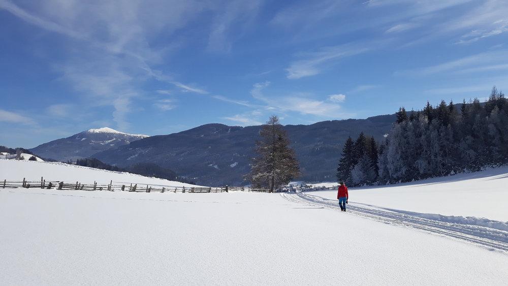 Winterwandern im Salzburger Lungau - © Ferienregion Salzburger Lungau
