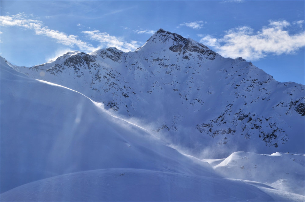 Winterimpressionen aus Splügen - © Bergbahnen Splügen-Tambo AG