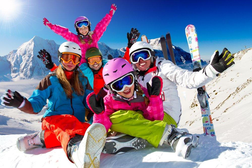 Zimné a jarné prázdniny: Ideálna príležitosť, ako stráviť spoločné chvíle s rodinou na snehu - © © Gorilla - Fotolia.com