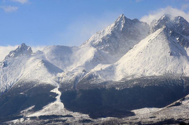 Celkový pohľad na svahy Tatranskej Lomnice - © TMR, a.s.