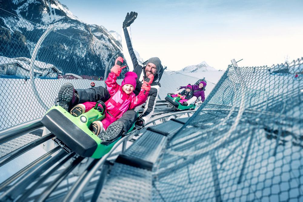 Familienspaß am Maiskogel - © Kitzsteinhorn - Gletscherbahnen Kaprun AG