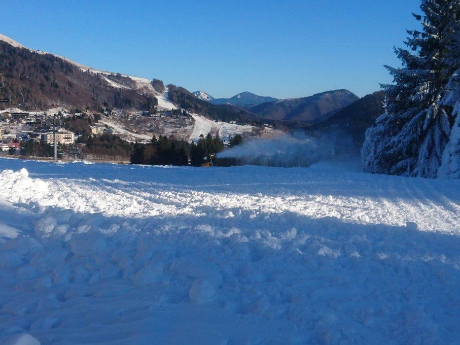 Prípravy na otvorenie lyžiarskej sezóny 2019/20 na Donovaloch - © PARK SNOW Donovaly