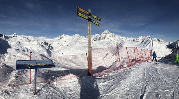 La Thuile - Giornate di sole e neve molto bella - © Filippo Lanteri