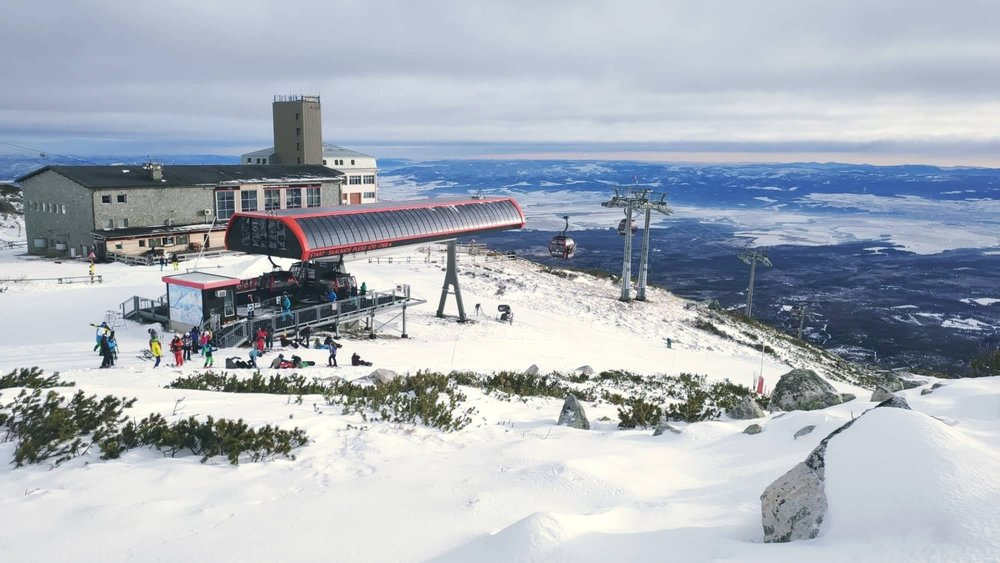 Koncoročná lyžovačka v Tatranskej Lomnici (30.12.2019) - © TMR, a.s.