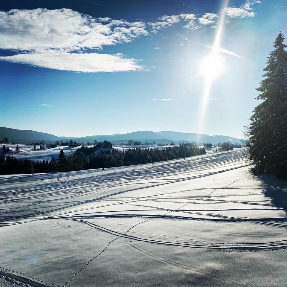 Orava Snow Oravská Lesná - 2.1.2020 - © facebook | Orava Snow Oravská Lesná