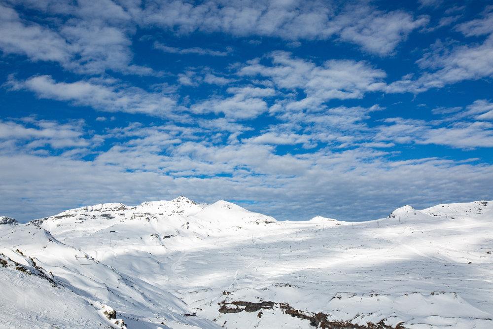 Perfekte Ski-Bedingungen Mitte Januar 2020 in Flims Laax Falera - © Skiinfo | Sebastian Lindemeyer