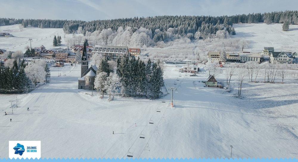 Zieleniec Ski Arena 15.1.2020 - © Zieleniec Ski Arena facebook