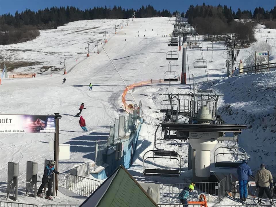 Krahule 23.1.2020 - © facebook | Ski Krahule