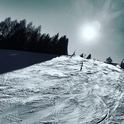 Alpe Cimbra - Folgaria - Lavarone - Malgrado le temperAture si scia ancora bene - © Cima Spill