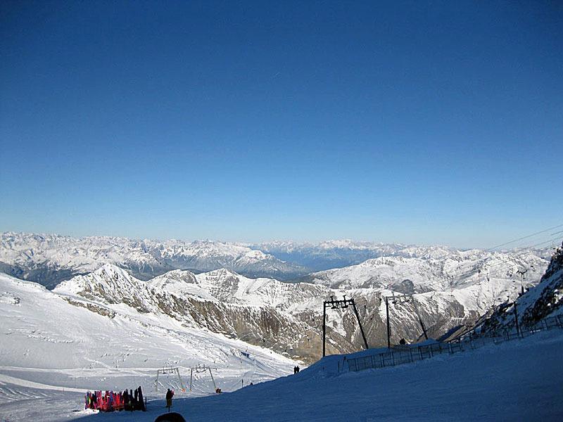 Skiopening am Hintertuxer Gletscher - © Markus Hahn