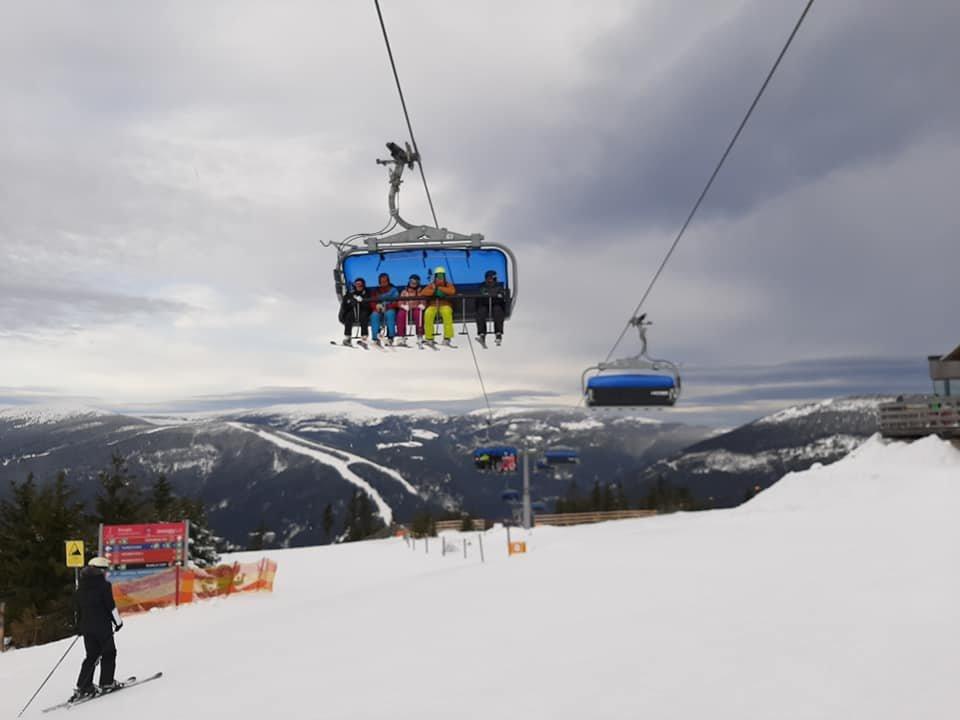 Skiareál Špindlerův Mlýn 16.2.2020 - © facebook | Skiareál Špindlerův Mlýn