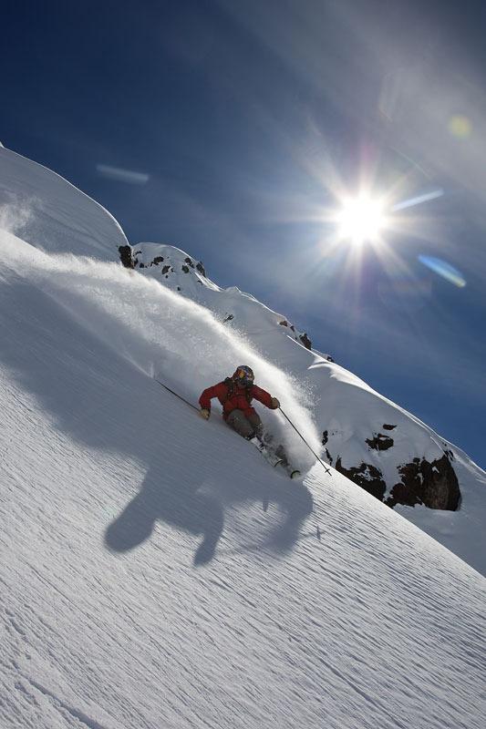 Ski Kästle Skifahrer Schnee - © Kästle Ski