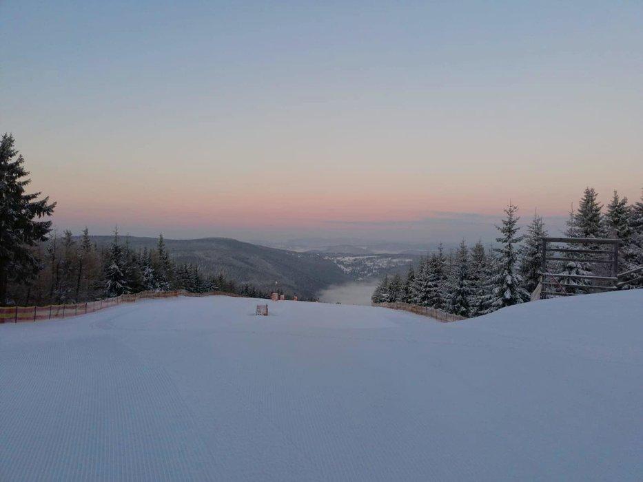 Skiareál Harrachov 20.2.2020 - © facebook | Skiareál Harrachov