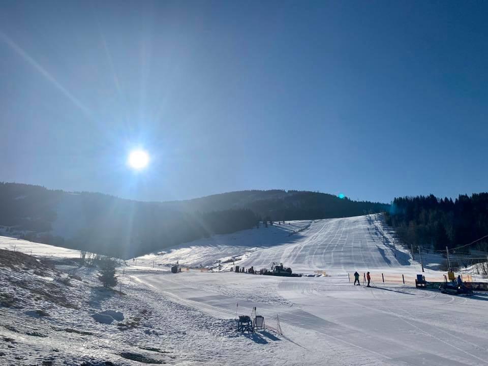 Telgárt 22.2.2020 - © facebook | Ski Telgárt