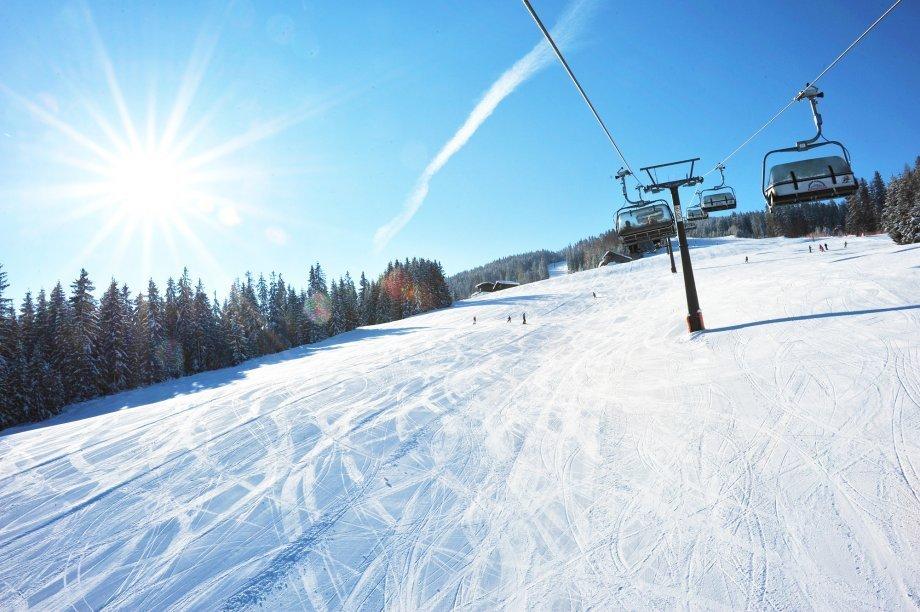 Skifahren in Radstadt-Altenmarkt - © Zauchensee Liftgesellschaft