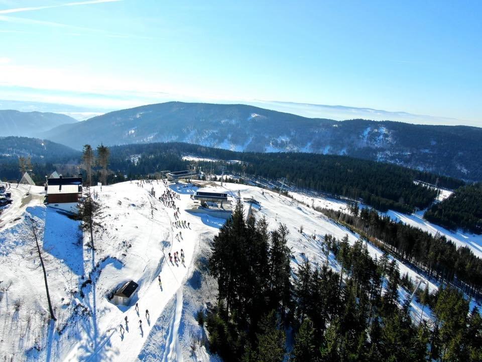 Skiareál Plešivec - © facebook | Skiareál Plešivec