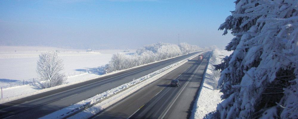 Autobahn in Österreich - © Asfinag