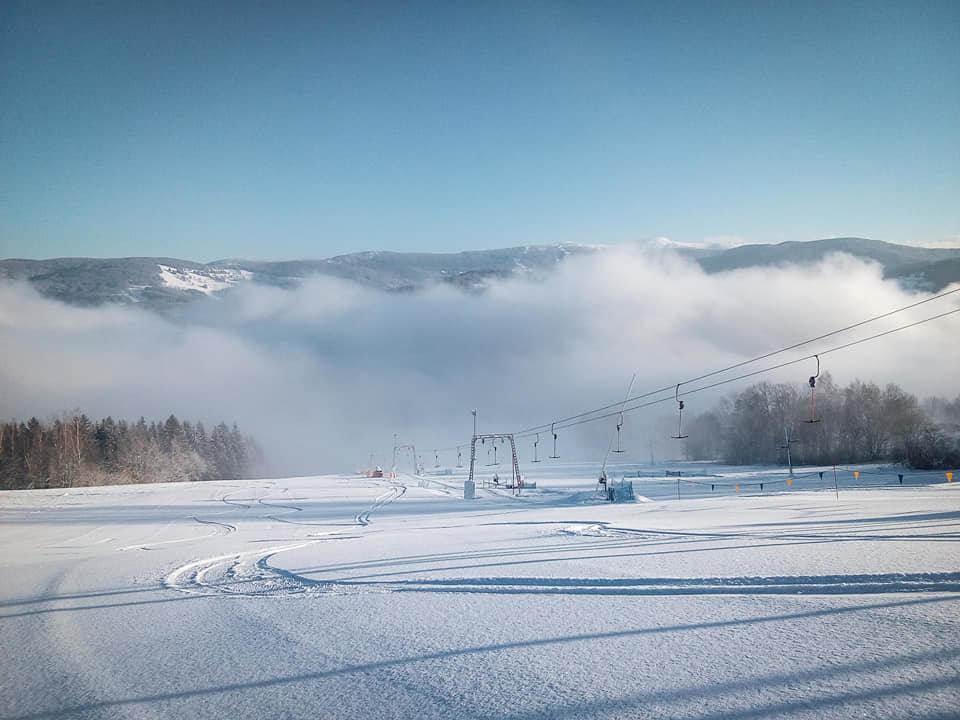 null - © facebook | Skiareál Kamenec