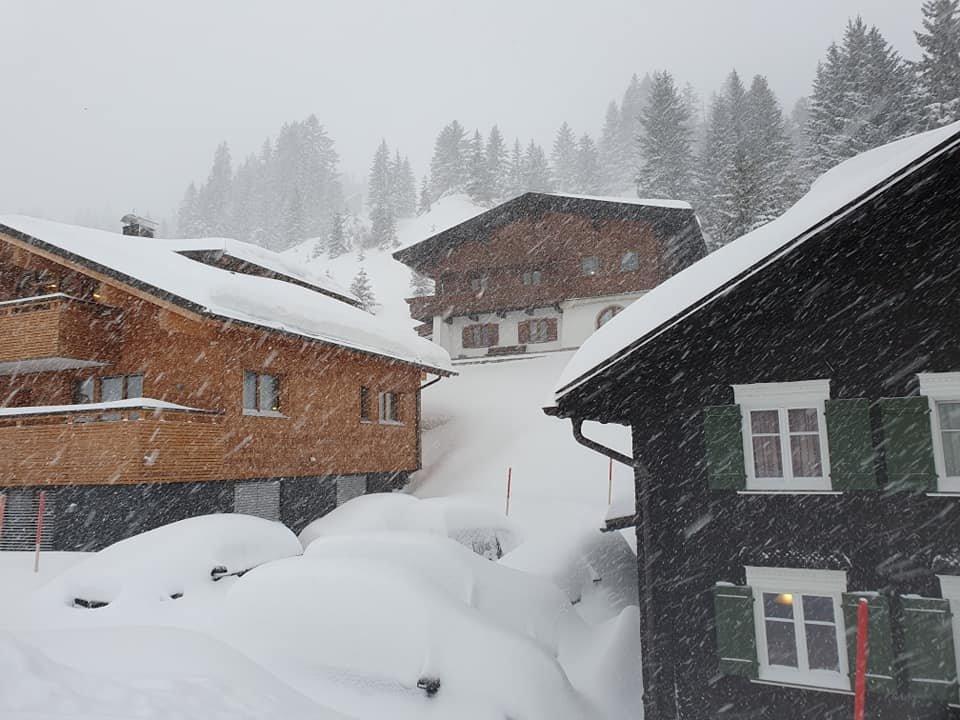 Lech Zürs 5.2.2020 - © facebook | Lech Zürs am Arlberg