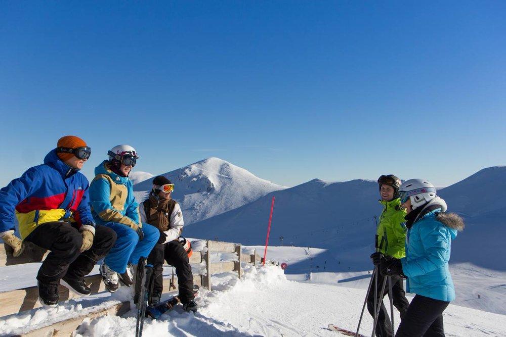 Le Massif du Sancy regorge de nombreuses activités l'hiver pour tous... - © Facebook Massif du Sancy
