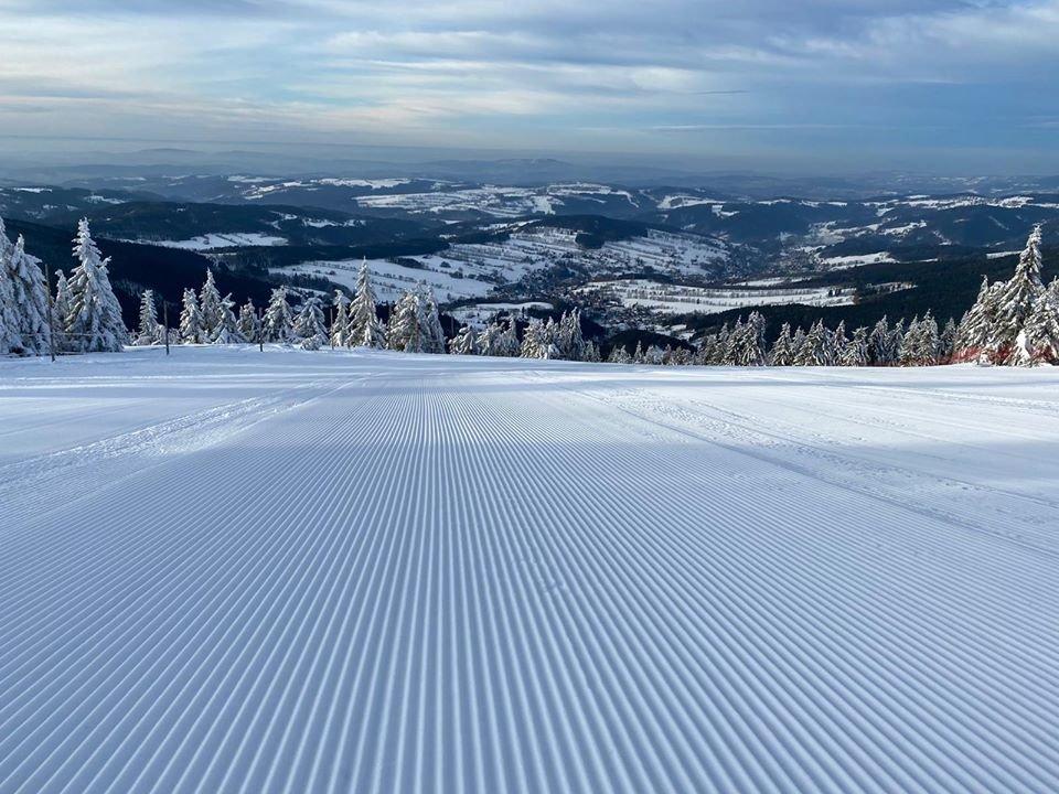 Skiareál Rokytnice 16.2.2020 - © facebook | Skiareál Rokytnice