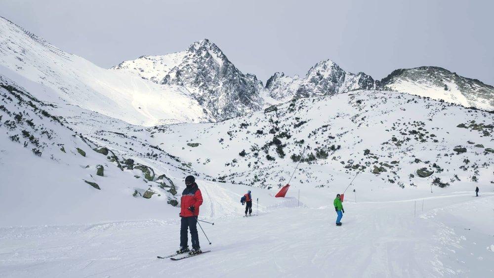 Trojkráľová lyžovačka zo Skalnatého Plesa v Tatranskej Lomnici - © TMR, a.s.