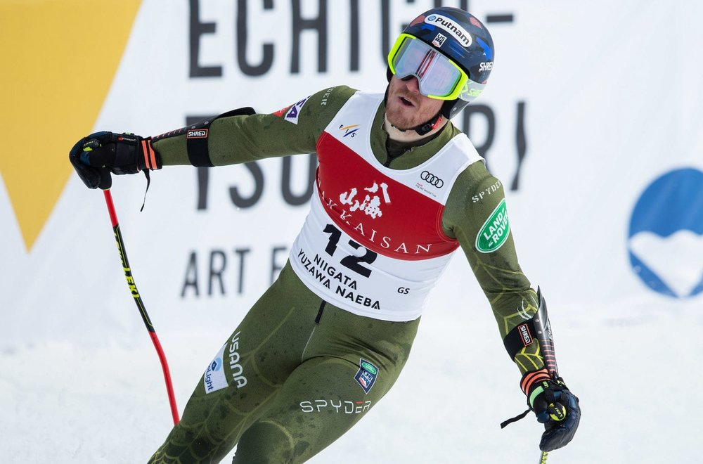 Ted Ligety back injury forces retirement - © GEPA