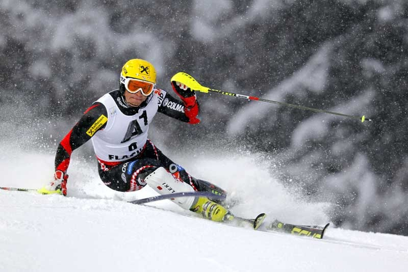 Weltcup-Slalom der Herren in Flachau 2011 - © Christophe PALLOT/AGENCE ZOOM