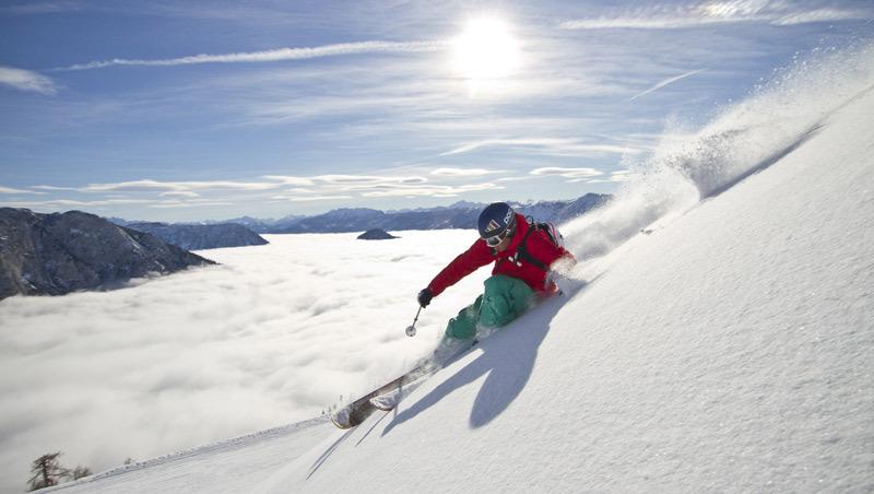 Rocker-Ski - © FISCHER