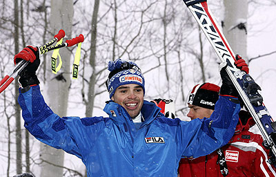 Peter Fill - © FIS/Zoom Photo Service