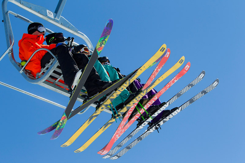 - © Chris OConnell/Armada Skis