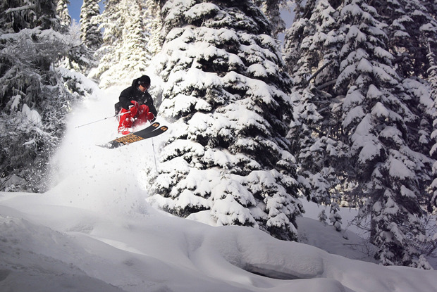 RED Mountain Resort will be adding 1000 acres of new terrain on Grey Mountain for the 2012-2013 season. - © Red Mountain Resort