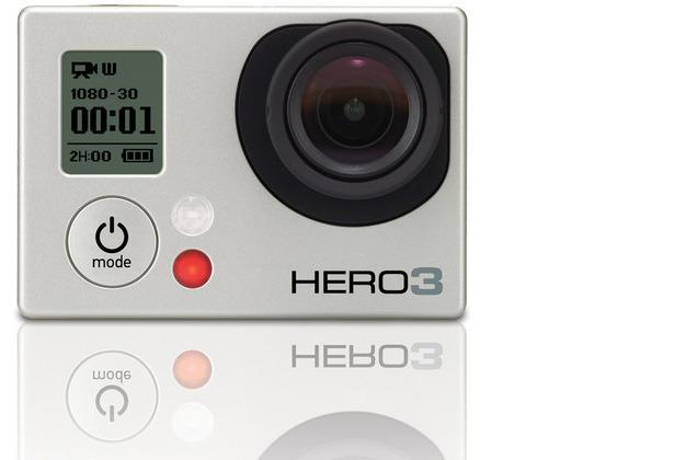 GoPro Hero3 - © GoPro