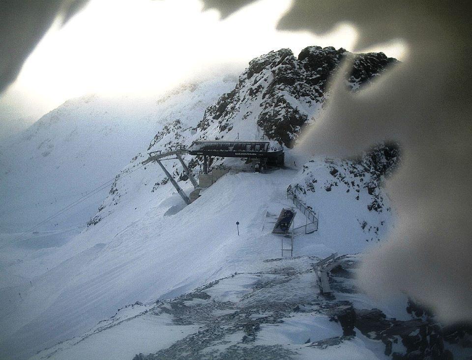 Glacier de Kaunertal - © Kaunertal Gletscher