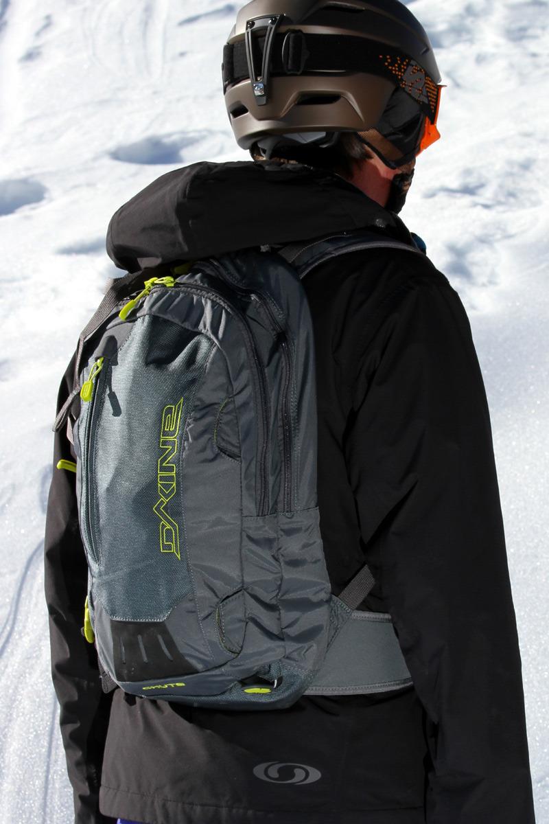 5735755e577d0 Skirucksäcke im Test  Sieben Rucksäcke für Skifahrer und Freerider