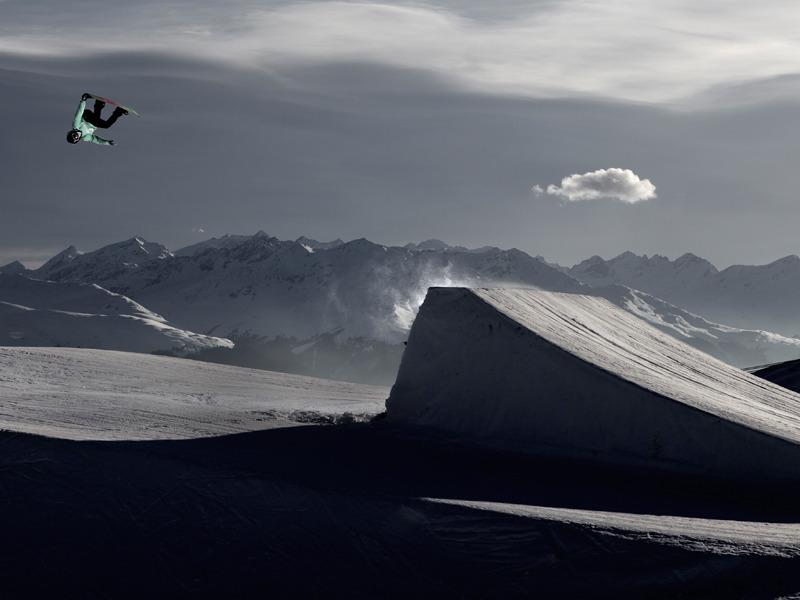 Laax Vorab Snowpark - © www.laax.com