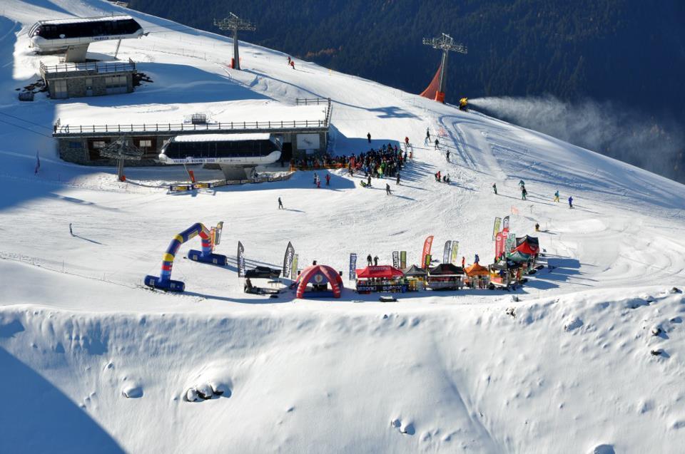 Bormio - villaggio DF Sport Specialist in Conca Valbella - © Bormio Ski