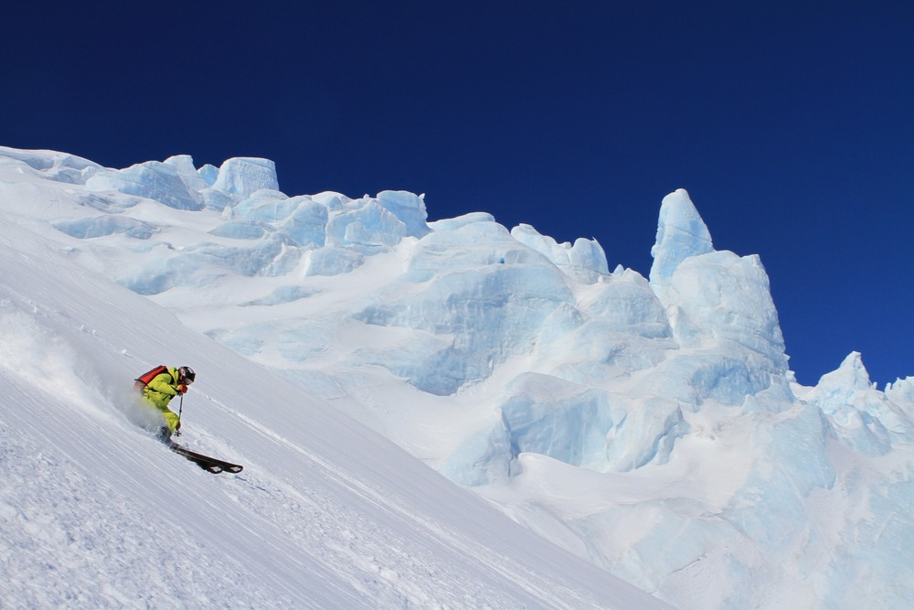 World class Heli-Skiing at Alaska Backcountry Adventures - © Howard Stoddard/Alaska Backcountry Adventures