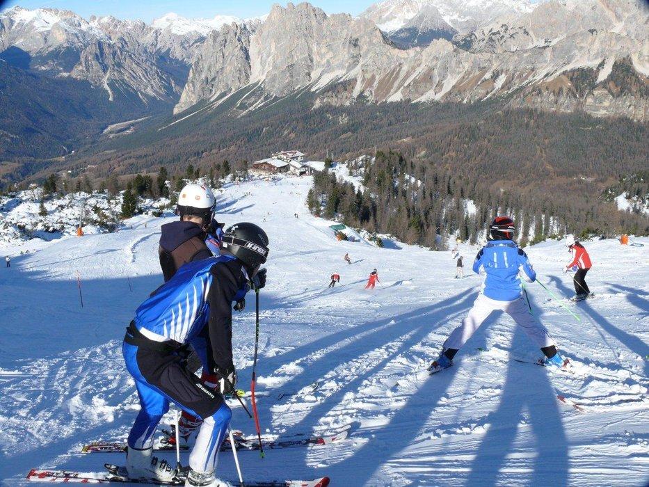 Cortina d'Ampezzo, Italy - © Guglielmo Ghezze