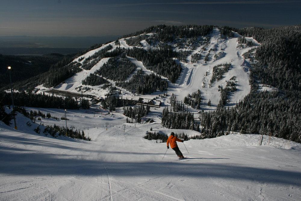Cypress Mountain, Vancouver, British Columbia. Photo by JJ Koeman/Cypress Mountain.